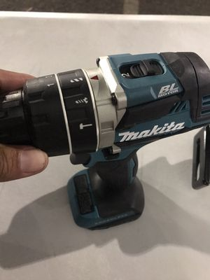 Makita 18v LXT (XPH12) Brushless Hammer Drill - TOOL ONLY NEW for Sale in San Diego, CA