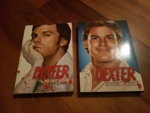 Dexter on DVD [S 1 & 2] for Sale in Portland, OR