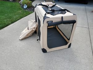 Dog Crate, Elitefield Folding Soft Dog Crate for Sale in Mentor, OH