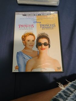 The Princess Diaries 2 Movie Collection for Sale in Cape Coral,  FL