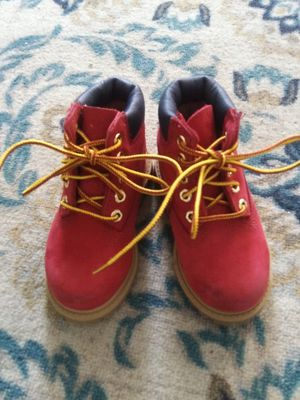 Timberland Girl boots size 5 for Sale in Edinburg, TX