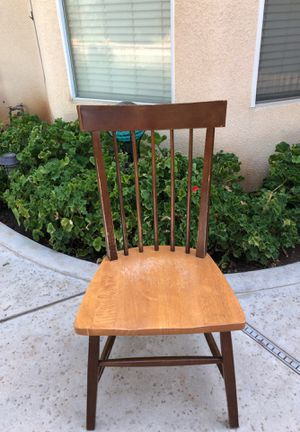 Wood Chairs for Sale in Fresno, CA