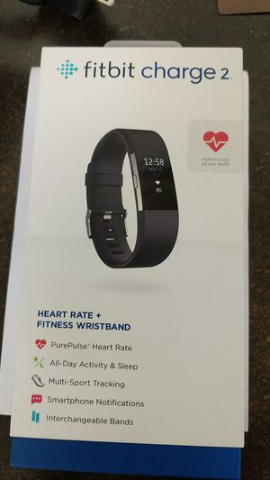 Fitbit charge 2 for Sale in Kearns, UT
