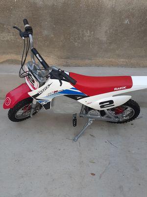 razor dirt bike sx500 36v for Sale in Los Angeles, CA