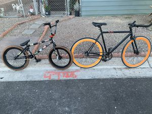 Bmx & fixie for sale for Sale in Las Vegas, NV