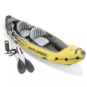 Intex Explorer K2 kayak BRAND NEW inflatable kayak for Sale in Las Vegas, NV