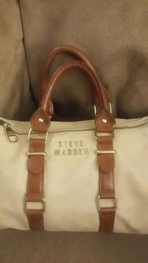 Steve Madden Tan / Brown Leather Purse for Sale in Rogers, MN