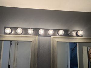 Vanity light fixture for Sale in Phoenix, AZ