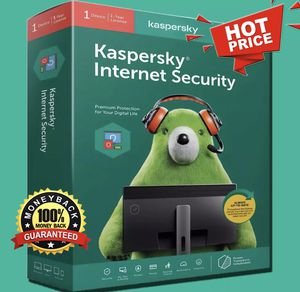 KASPERSKY INTERNET SECURITY 2020 💥1 DEVICE 1 YEAR GLOBAL KEY FOR WINDOWS 💥 for Sale in Coral Gables, FL