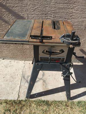 """CRAFSTMAN 9"""" SIERRA DE MESA for Sale in Phoenix, AZ"""
