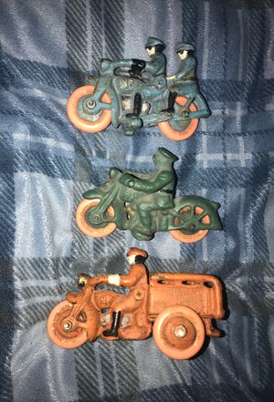 Old Motorcycle toys for Sale in PA, US