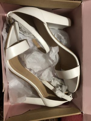 Charlotte Russe Open toed heels for Sale in Dallas, TX