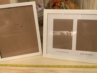 Lot Of 2 White Frames for Sale in DeLand,  FL