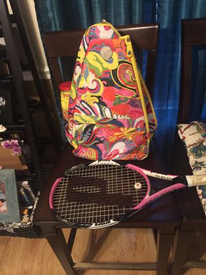 Girls Tennis Set for Sale in Fayetteville, NC