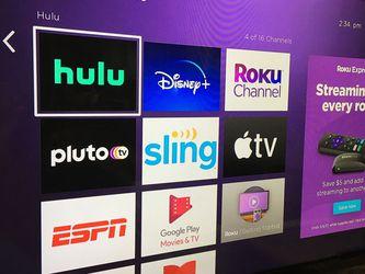 "Tv Vizio Hdtv 42""W/Roku 4K HDR $160 for Sale in Oakland,  CA"
