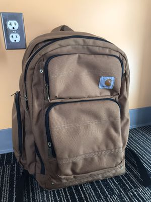 Carhartt Legacy Deluxe Work Pack / Backpack for Sale in Tempe, AZ