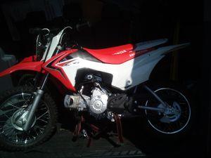 Honda 110 dirt bike for Sale in Austin, TX