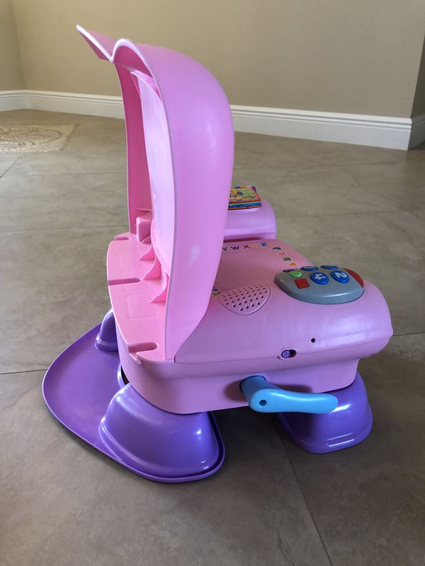 Fisher-Price Laugh & Learn Smart Stages Chair (EXCELLENT CONDITION)- $5