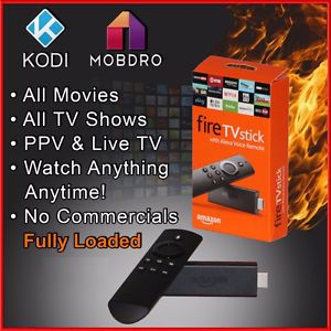 Fire stick unlocked fully loaded for Sale in Wildwood, MO