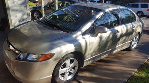Honda Civic 2007 for Sale in La Mesa, CA