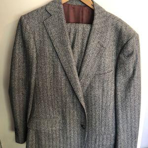 Men's Suit Supply Grey Herringbone for Sale in Chamblee, GA