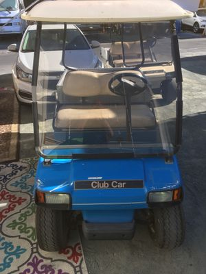 2010 Electric Club Car Golf Cart for Sale in Pismo Beach, CA