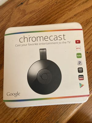 Google chromecast for Sale in Lawrenceville, GA