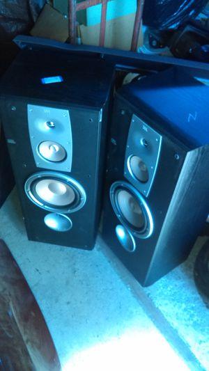Studio series JL AUDIO tower speakers N38 for Sale in San Jose, CA