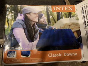 Full Size Air Mattress for Sale in St. Charles, IL