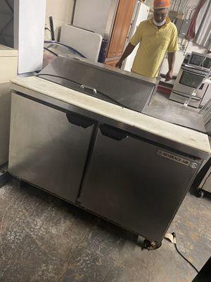Sandwich prep cooler for Sale in Charlottesville, VA