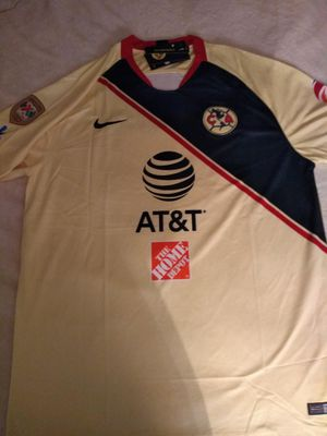 Club America , XXXL ,home jersey for Sale in Montclair, CA