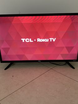 32inch Roku Smart Tv for Sale in Fort Lauderdale,  FL