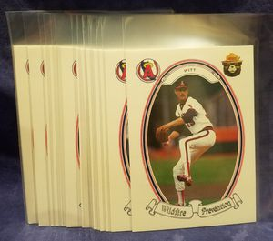 1986 Wildfire Prevention California Angel's Baseball Cards for Sale in City of Industry, CA