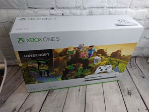 Xbox One S - 1TB Minecraft Bundle Console for Sale in Atlanta, GA
