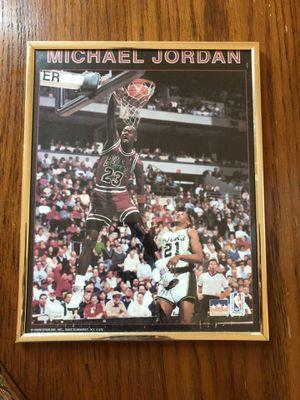 Framed Photo of Michael Jordan for Sale in Fairfield, CA