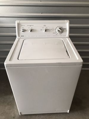 Kenmore washer for Sale in Dracut, MA
