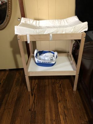 Baby changing table $25 for Sale in Penn Hills, PA