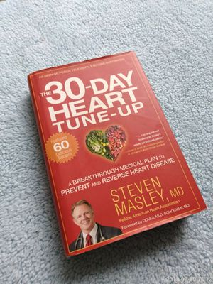 30 Day Heart Tune Up Book for Sale in Washington, DC