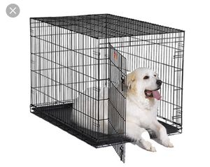 Large dog crate for Sale in Chelsea, MA