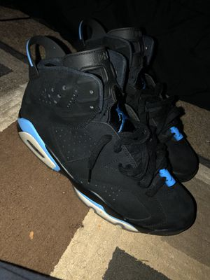 air jordan 6, retro unc 180 obo for Sale in Parkland, WA
