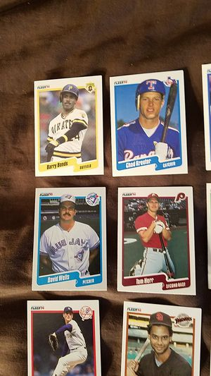 88 and 90 baseball card. for Sale in Lakewood, CO