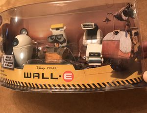New Wall-E Rare Collectible Figurines Playset Disney Pixar Action Figure NIB for Sale in Woodbridge Township, NJ