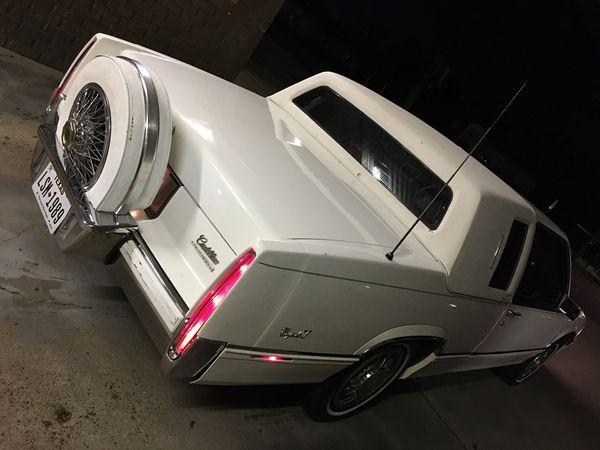 1990 Cadillac Coupe Deville