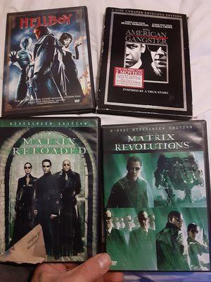 DVD Bundle for Sale in Arlington, TX