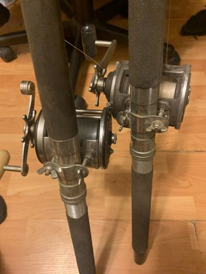 Fishing rods and reels for Sale in Carson, CA