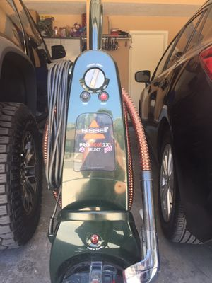 Bissell Pro Heat 2X Carpet Shampoo/Cleaner for Sale in El Paso, TX