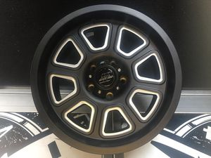 Pro Comp Series 5164 Gunner Wheels 17x9, 5x5 (5 Wheels Total) NEW for Sale in Claremont, CA