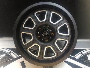 Pro Comp Series 5164 Gunner Wheels 17x9, 5x5 (5 Wheels Total) NEW for Sale in Pomona, CA
