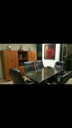 Kimball granite conference table for Sale in Downers Grove, IL