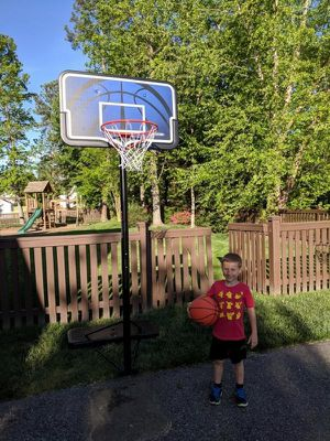 Lifetime portable basketball court for Sale in Simi Valley, CA
